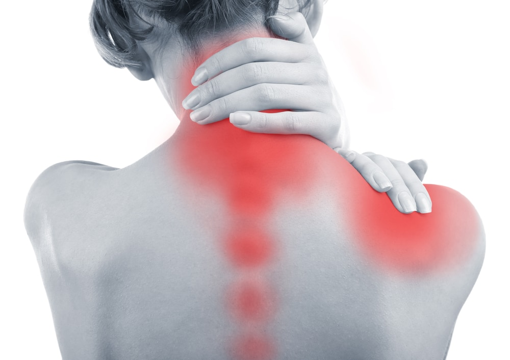massage for neck and back pain